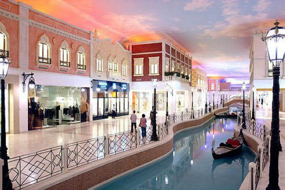 Villagio in Doha, Qatar - Splendid design