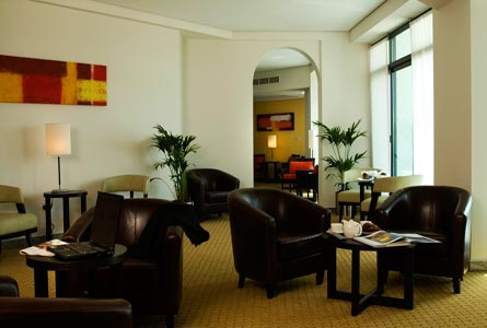 Arabian Park Hotel - Relaxation and cosiness