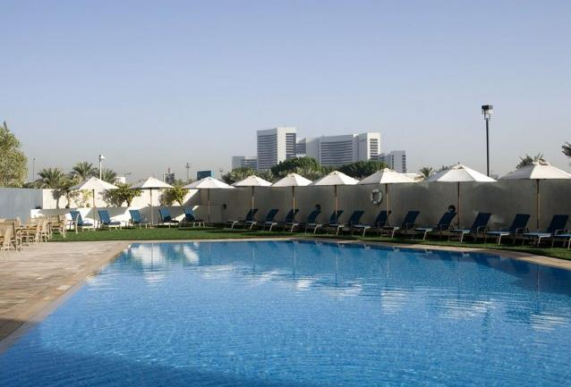 Arabian Park Hotel - Swimming pool