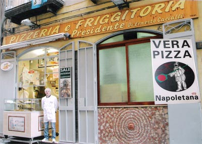 Il Pizzaiolo del Presidente  - External view
