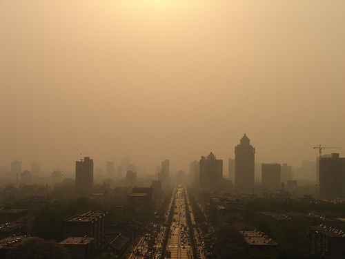 Linfen China  city images : ... locations > The most polluted places in the world > Linfen in China
