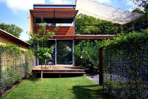 Images austin in texas usa the green house design 1662 for Usa house design
