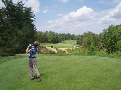 Pine Valley Golf Club - Great setting