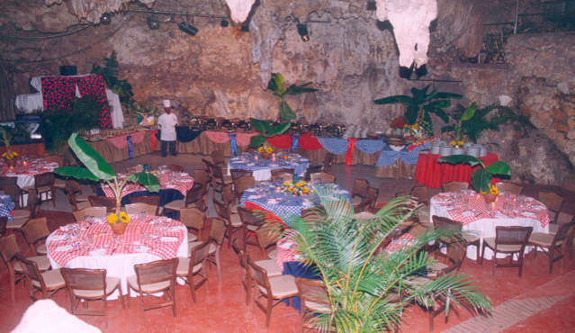 The Cave (Guacara Taina) in Dominican Republic - Inside view