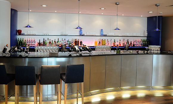 British Airways - Business Class lounge