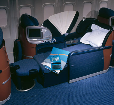 British Airways - Business Class