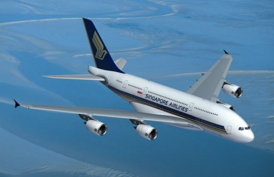 Singapore Airlines - Aircraft