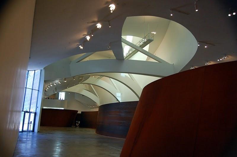 Guggenheim Museum In Bilbao Spain The Best Art Galleries In The World