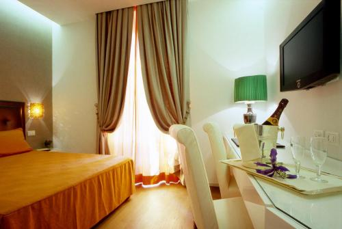 Roma boutique hotel the best bed breakfast in rome italy for Boutique hotel elegant