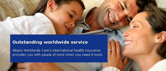 Allianz Worldwide - Quality service