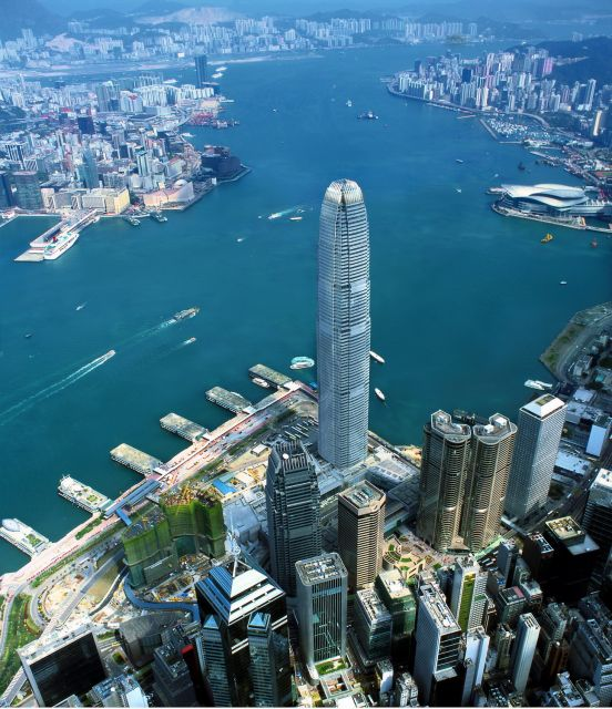Hong Kong'-s 14 best hotels for amazing views   CNN Travel