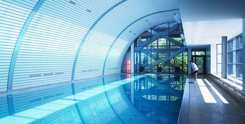 Aspria Berlin GmbH, Charlottenburg - Indoor pool