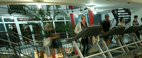 Apollo-Sports-Club, Schöneberg - Intensive workout