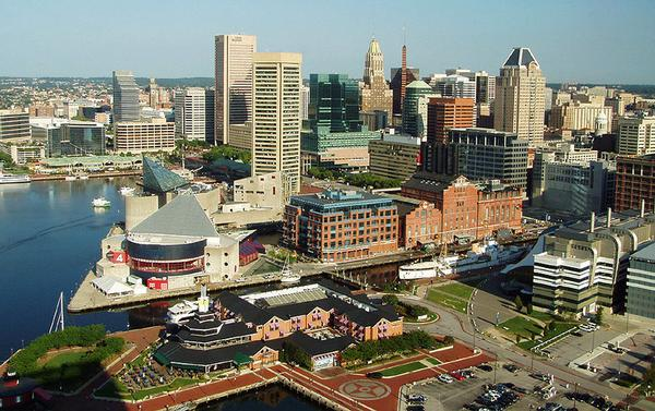 Baltimore The Most Beautiful Cities In The Usa