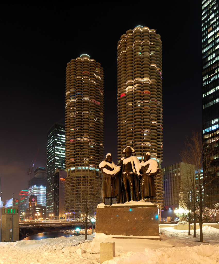 Chicago - Marina City