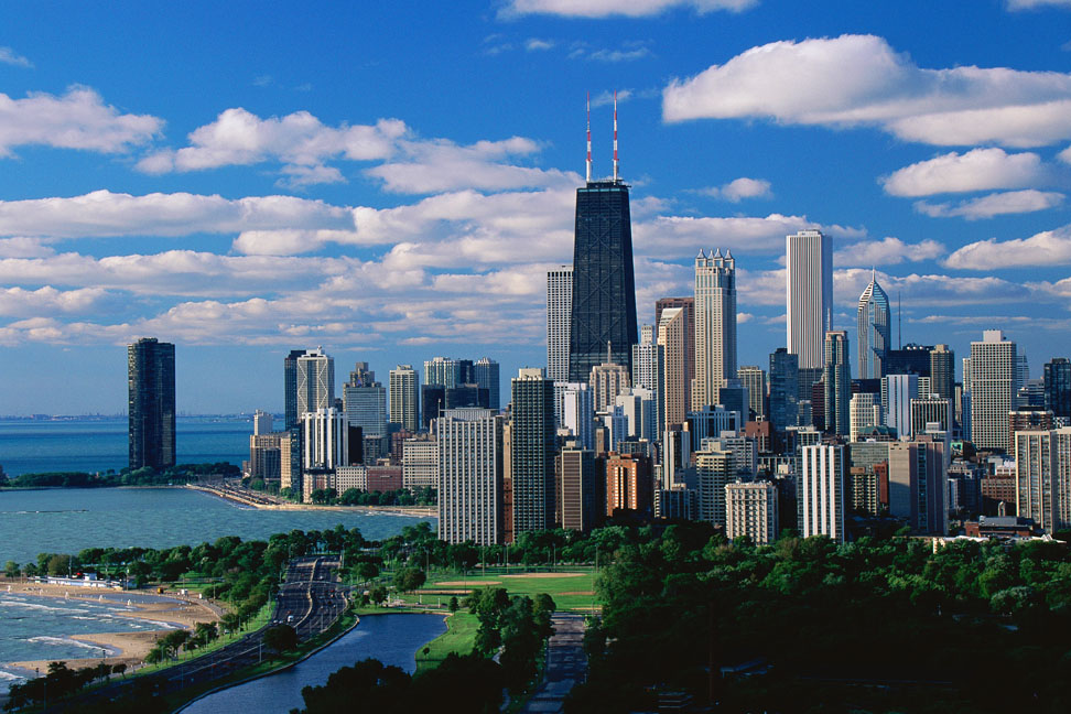 Chicago the most beautiful cities in the usa Most beautiful cities in the us
