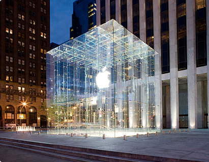 New York - Apple Store