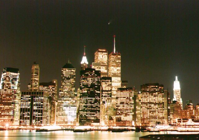 New York - Night view