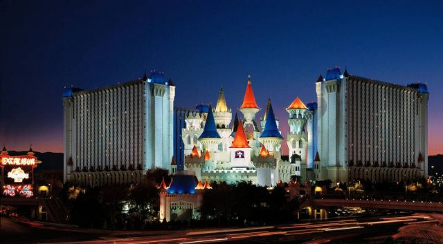 Las Vegas - Great city architecture