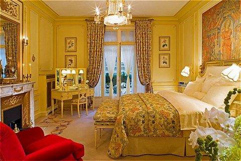The Best Hotels In Paris Ritz Suite View