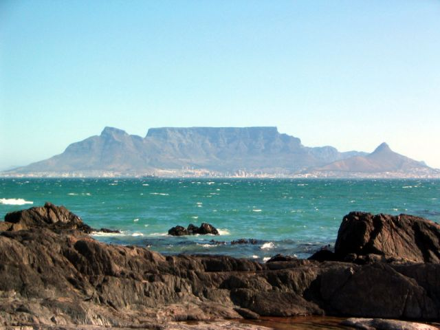 South Africa - Shore line