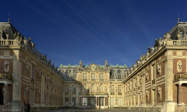 Paris in France - Versailles Palace