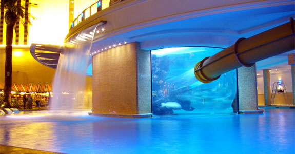 Golden Nugget - The best swimming pools in the world