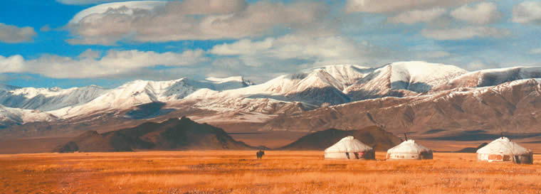 Mongolia - Beautiful landscape