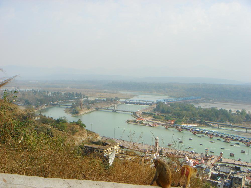 Haridwar - General view