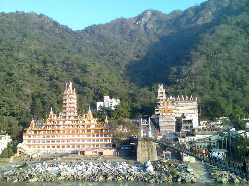 Haridwar - Picturesque view