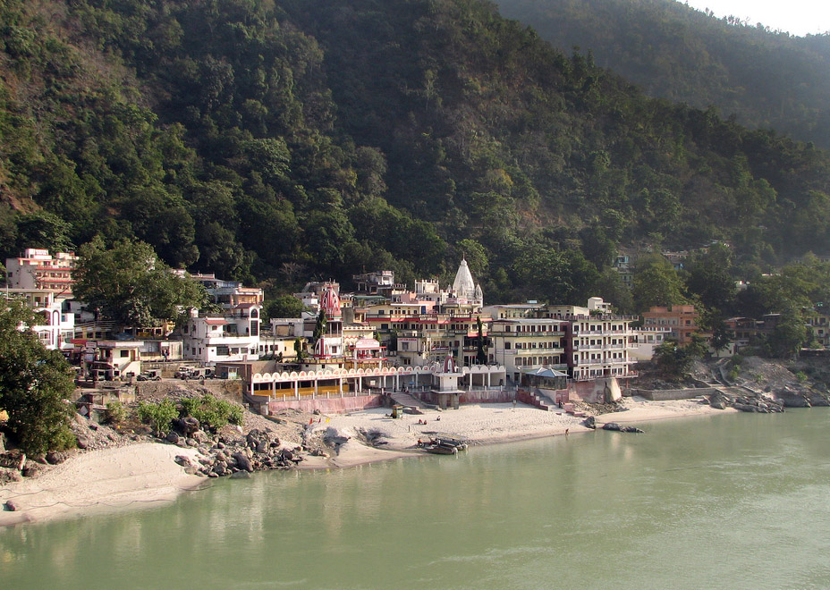 Rishikesh - Beautiful landscape