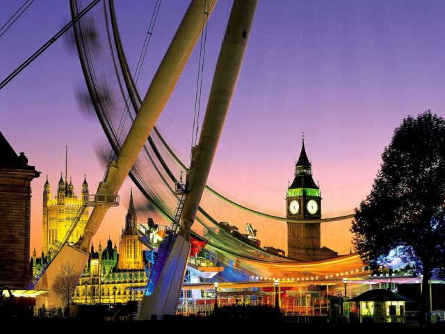 London in United Kingdom - London attractions