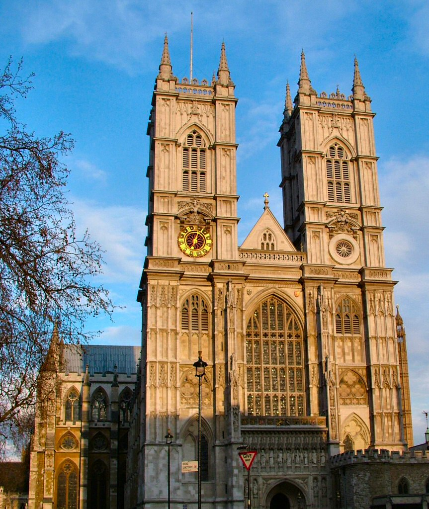 Westminster Abbey  English Monarchs