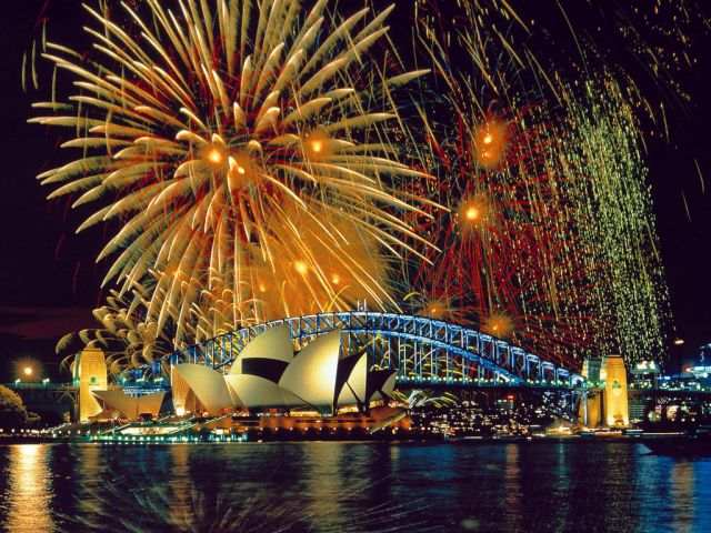 Sydney in Australia - Happy Holidays in Sidney!