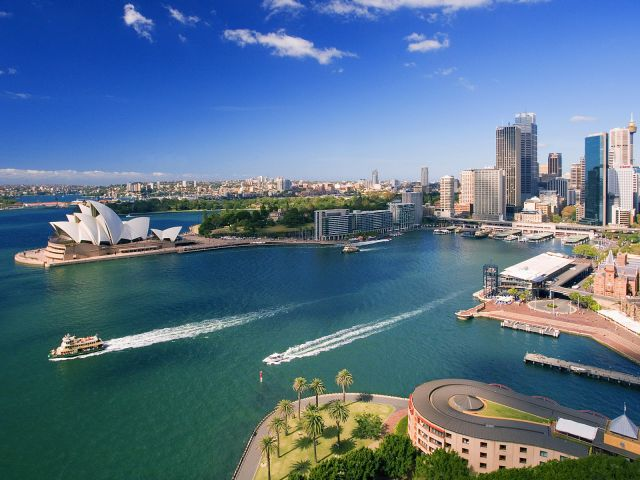 Sydney in Australia - Sydney overview