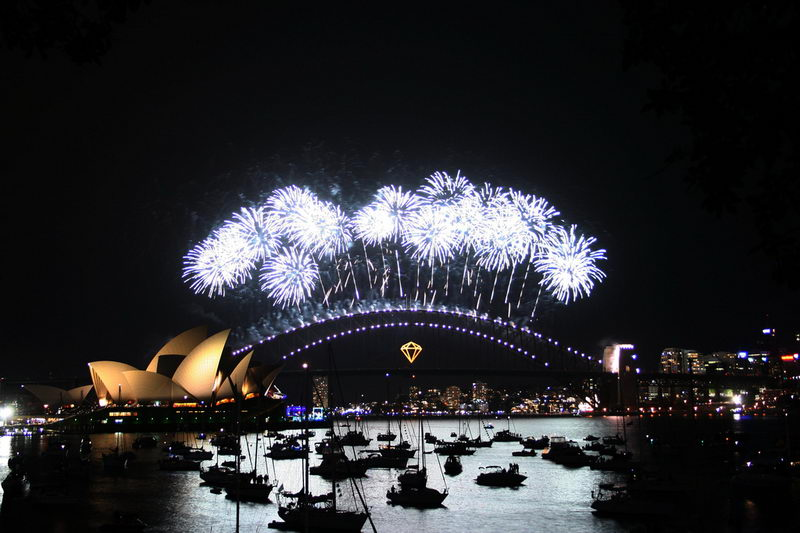 Places To Celebrate New Years Eve