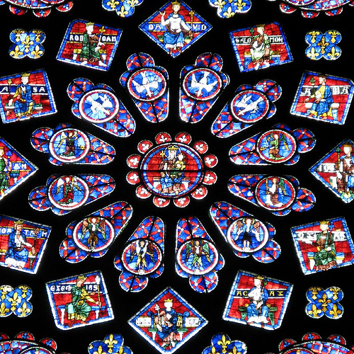 Chartres Cathedral - Beautiful interior