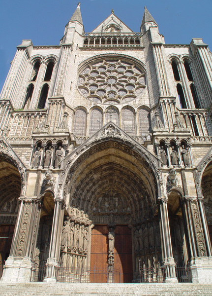 Chartres Cathedral - Great architecture