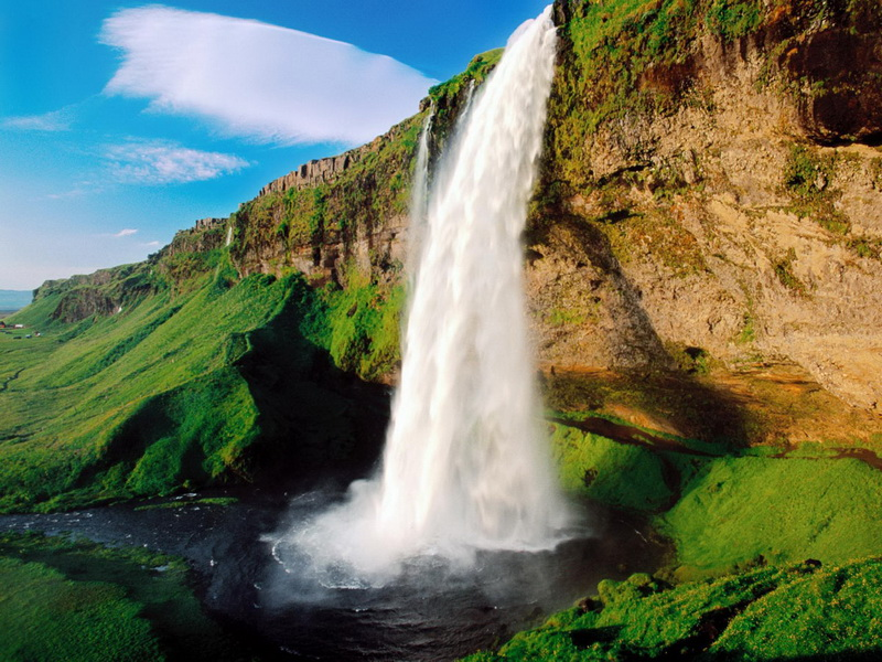 Iceland the safest destinations to travel in the world iceland picturesque setting sciox Choice Image
