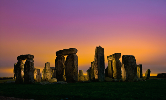 Stonehenge in United Kingdom - Stonehenge view