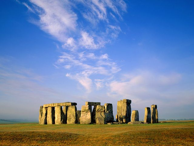 Stonehenge in United Kingdom - World wonder