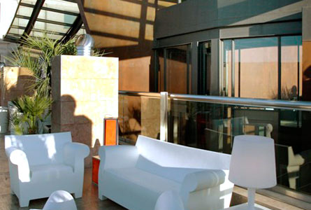 Hotel Urban The Best 5 Star Hotels In Madrid Spain