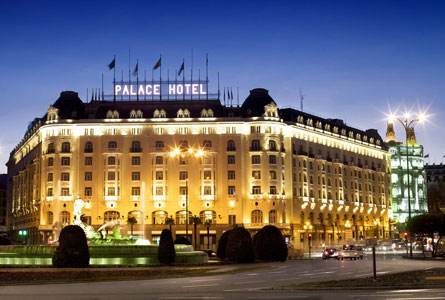 Hotel The Westin Palace The Best 5 Star Hotels In Madrid