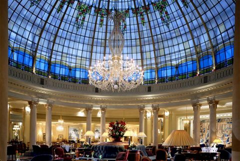Hotel The Westin Palace Exuberance And Luxury
