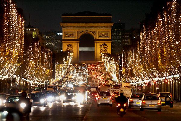 Champs-Élysées in Paris, France - The best places to ...