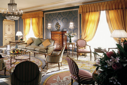 Hotel Ritz Madrid - Royal Suite View