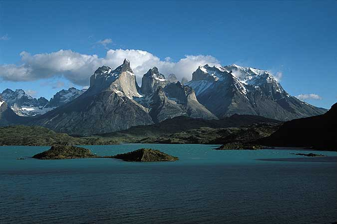 Patagonia - Excellent scenery