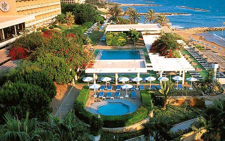 Hotel Almyra in Paphos, Cyprus