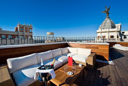 Hotel Vinci Via 66 The Best 4 Star Hotels In Madrid Spain