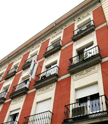 Hotel Santo Domingo The Best 4 Star Hotels In Madrid Spain